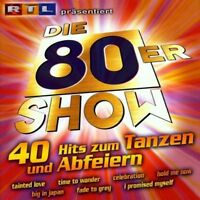 Die 80er Show (RTL, 2002) Phonkillaz, Soft Cell, A-ha, Falco, FgtH, Tri.. [2 CD]