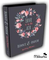 Wedding Planner Diary/Journal/Organiser - Love is in the air