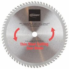 SLUGGER BY FEIN 8 IN. THIN MATERIAL STEEL SAW BLADE 68 TPI  69908120442  NEW