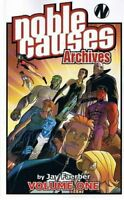 Noble Causes Archives Volume 1 by Faerber, Jay Paperback Book The Fast Free