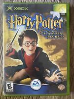 Harry Potter and the Chamber of Secrets (Xbox, 2002) Complete CIB Good Condition