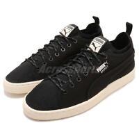 Puma Basket Classic Sock LO V2 Black Whisper White Men Casual Shoes 366614-01