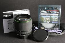 Pentax ahí SMC 3.5-5.6/18-135mm ed al (IF) dc WR lente de zoom incl. Equipment