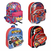 DISNEY GIRLS BOYS KIDS CHILDRENS BACKPACK RUCKSACK NURSERY SCHOOL BAG - GIFT