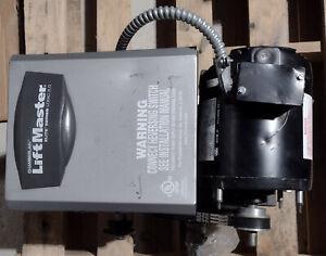 Liftmaster J5043L3 Commercial Garage Door Operator, 1/2HP 140ft-lb/sec,  360VAC