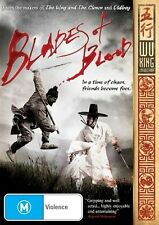 Blades Of Blood (DVD, 2011)