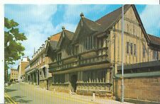 Warwickshire Postcard - Ford's Hospital, Coventry  2060