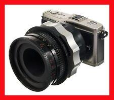 @ PRO Adapter MICRO 4/3 MFT Mount BlackMagic GH5 -> LOMO OCT19 Lens Anamorphic @