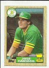 1987 Topps Baseball Lot - You Pick - Includes Stars