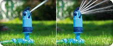 Multi Purpose Rotating Sprinkler Hozelock Compatible Plastic Garden Hose- MULTI