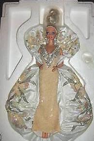 Bob Mackie Platinum Barbie 3rd in Series 1991