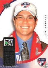 2008 Upper Deck MLS 'Super Draft' Complete Set SD1-SD13 - Josh Lambo - Brek Shea