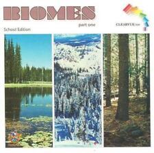 Biomes Pc Mac Cd Deciduous Coniferous Moist Forest Part 1 nature habitats facts!