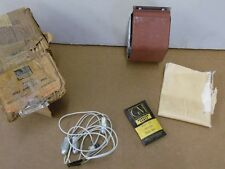 NOS Pontiac 1961 1962 Accessory Ashtray and Dashboard Lamp Kit all Full Size