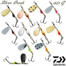 Daiwa Silver Creek 4 g Trout spinner various colors
