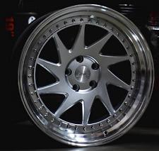 """18"""" ESR SR09 Wheels 5x120 18x8.5 +30 / 18x9.5"""" +35 For BMW E90 E92 328i 335i Z4"""