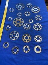 20 Industrial Steampunk Large Metal Gears Cogs Sprocket Parts Supplies Lot 2