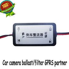 Car backup camera Relay Regulator GPRS filter  remove waves on the car monitor