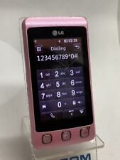 LG Cookie KP500 - Pink (Unlocked) Smartphone Poor Condition