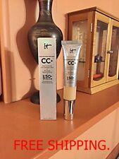 IT Cosmetics CC+ COLOR CORRECTING FULL COVERAGE CREAM + SERUM SPF50 - MEDIUM