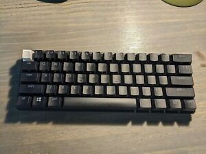 Razer Huntsman Mini 60% Mechanical Keyboard Clicky Purple Switches