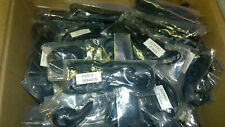 100pc LOT New OEM Nokia 2.5mm Mono Hands Free Headset Earbud w/ Mic & Shirt Clip