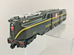 Lionel Pennsylvania RR GG-1 Locomotive Tin HO Scale Classic Series 1