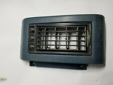 OEM 1990 Chevy  2500 blue Passenger's Side Dashboard Vent Air Deflector