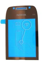 Nokia E75 - Front Display Lens Glass Brown