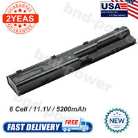 New Battery for HP ProBook 4330s 4331s 4430s 4431s 4435s 4436s 4530s 4535s 4545s