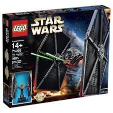 Lego 75095 Star Wars UCS Tie Starfighter Nuovo Sigillato originale astronave 24h