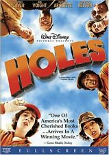Like New WS DVD Holes Sigourney Weaver Jon Voight Tim Blake Nelson Shia LaBeo