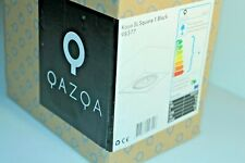 Qazqa Modern Design Spot Square 1-flammig Inkl. G9 Schwarz - Kaya