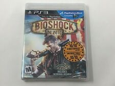 BioShock Infinite Sony PlayStation 3 PS3 Video Game BL Factory Sealed Brand New