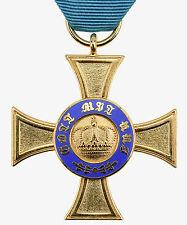 Preussen Königlicher Kronen Orden Kreuz 4.Klasse  WW1 WK1 Eisernes Kreuz