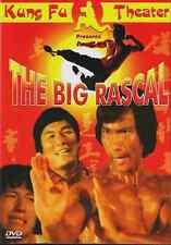 Kung Fu Theater The Big Rascal DVD New Chi Kuan Chun