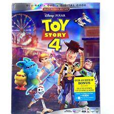 Toy Story 4 [Blu-ray] [Brand New]