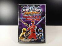 POWER RANGERS DVD - NINJA STORM : SAMURAI'S JOURNEY - Region 4 Au