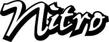 NITRO XS9 SPORT, Surf, auto, furgone, Vinile Grafica, Adesivo, Decalcomania, trasferimento, BICI