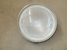 """1960's Puch Sears Allstate 250 Twingle - CEV 137 Headlight with Trim - 7"""""""