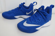 Nike Zoom Shift Mens Basketball Performance Sneakers Shoes Blue White Sz 5