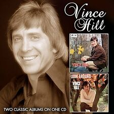 Vince Hill - Edelweiss  Look Around (And Youll Find Me There) [Jewel Case] [CD]
