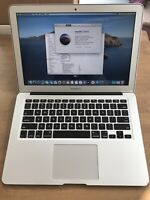 "Apple MacBook Air 13"" Core i5 1.4GHz 8GB RAM 256GB SSD Early 2014 A1466 Catalina"