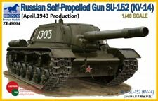 Bronco Zb48004 - 1/48 Russian Self-Propelled Gun Su-152 (Kv-14) - Neu