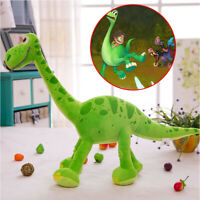 11''Movie The Good Green Dinosaur Arlo Plush Doll Soft Stuffed Cute Toy Gift Kid