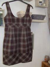 superbe robe chasuble laine doublée hivers ZARA  taille M soit 38  parfait état