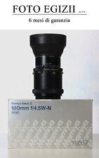 MAMIYA 180mm f/4.5 Sekor-Z per RZ67 - w/BOX - ORIGINALE - USATO GARANTITO 6 MESI