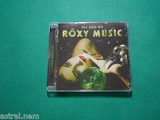 SACD ROXY MUSIC The Best Of EMI HYBRID SACD DSD Stereo CD Bryan Ferry Brian Eno
