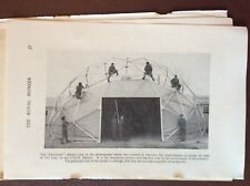 H1b Ephemera 1950s royal pioneer picture geodesic 521 company c o d didcot