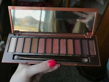 Urban Decay Eyeshadow Palette Naked Heat - Full Size New In Box SEE DESCRIPTION